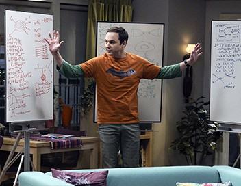 The Big Bang Theory S11E02 Le principe de rétraction réaction