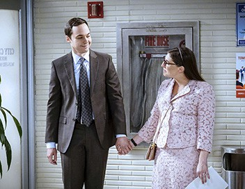 The Big Bang Theory S11E10 Raj a la rage