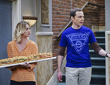 The Big Bang Theory S09E21 Soirée à combustion