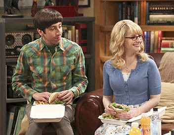 The Big Bang Theory S09E23 La théorie des files d'attente