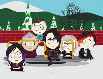 South Park S12E14 L'impunissable