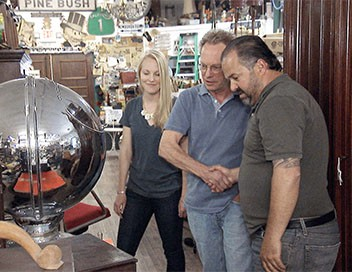 American Pickers, la brocante made in USA S09E09