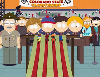 South Park S13E06 Le derby de Pinewood
