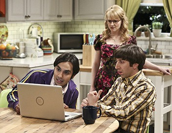 The Big Bang Theory S09E24 Convergence, confluence, méfiance