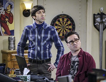 The Big Bang Theory S10E02 La miniaturisation militaire