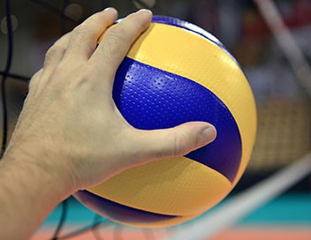 Moscou (Rus) / Tours (Fra) Volley-ball Ligue des champions 2018/2019
