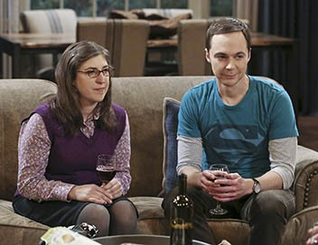 The Big Bang Theory S09E20 La précipitation de la grande ourse