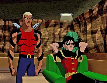 Young Justice S01E08 Temps mort
