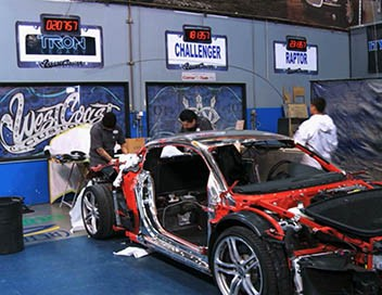 Inside West Coast Customs S02E03 7 Step Fiesta