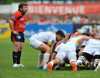 <strong>Mont-de-Marsan / Nevers</strong> - Rugby Pro D2 2018/2019 - 1