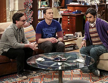 The Big Bang Theory S10E16 Les zones d'intimité