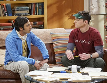 The Big Bang Theory S10E17 Le Comic-Con de situation
