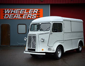 Wheeler Dealers : Occasions à saisir S12E16 Le fourgon Citroën Type H