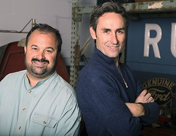 American Pickers, la brocante made in USA S11E17 House on the Rock
