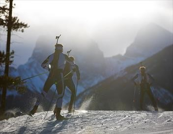 Poursuite 12,5 km messieurs Biathlon Coupe du monde 2018/2019