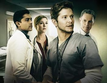 The Resident S01E03 Frères d'armes