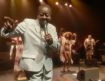 Calypso Rose à la Cigale