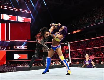 9e édition Catch WWE Elimination Chamber 2019