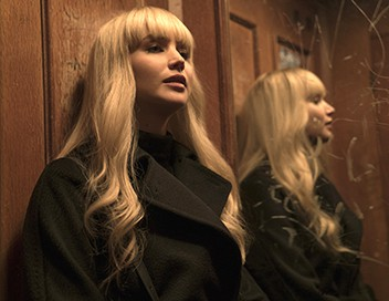 Sur Canal+ à 22h40 : Red Sparrow
