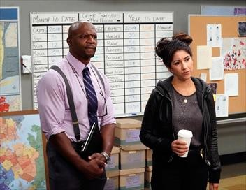 Brooklyn Nine-Nine S06E06 La scène de crime
