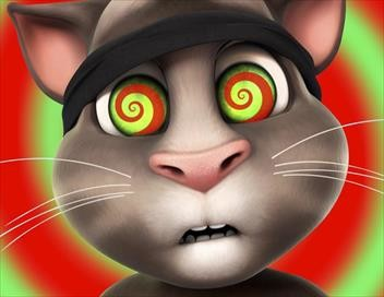 Talking Tom and Friends S03E14 Tom le courageux