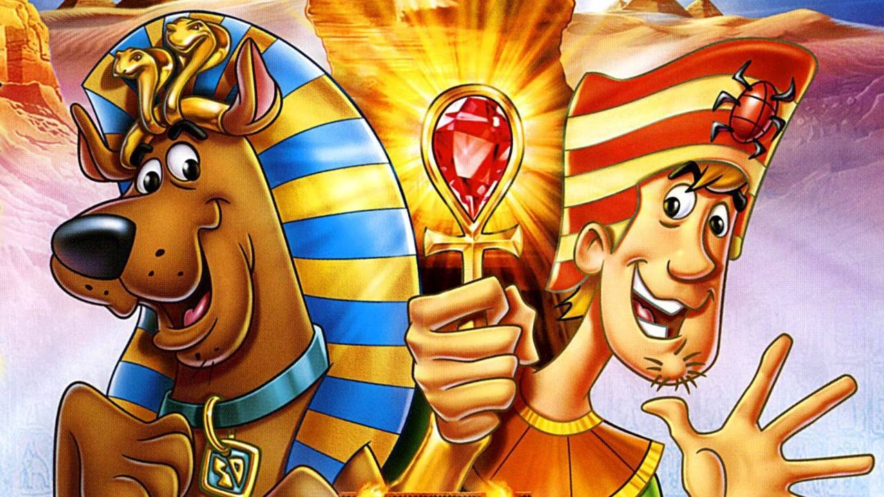 Scooby-Doo au pays des pharaons - 1