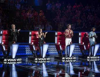 Sur TF1 à 21h00 : The Voice, la plus belle voix Episode 7