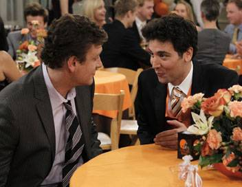 How I Met Your Mother S07E01 Le témoin