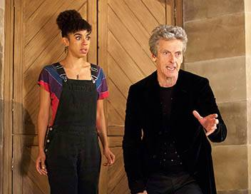 Doctor Who S10E04 Toc, toc