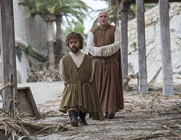 Game of Thrones S06E01 La femme rouge