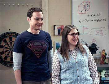 The Big Bang Theory S12E13 L'asymétrie du prix Nobel
