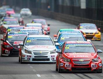8e manche. 1re course Voitures de tourisme World Touring Car Cup 2019