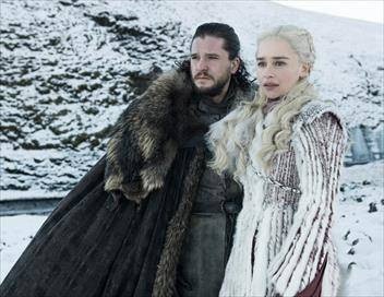 Game of Thrones S08E01 Winterfell