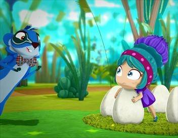 Lilybuds S01E07 Attention aux oeufs