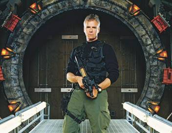 Stargate SG-1 S06E12 Evolution