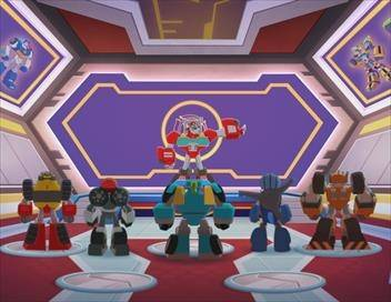 Transformers Rescue Bots Academy S01E09 Mission inaudible