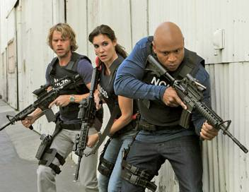 NCIS : Los Angeles S02E02 Le syndrome de Cendrillon