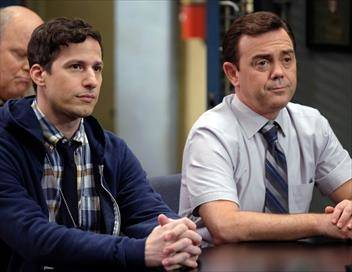 Brooklyn Nine-Nine S06E08 Parole contre parole