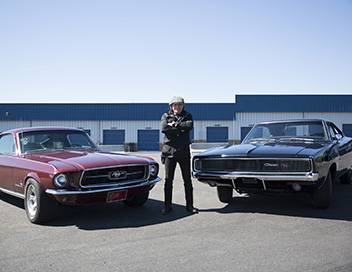 Cars That Rock avec Brian Johnson S03E02 Dodge