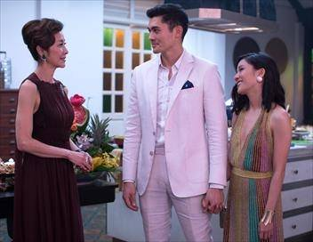 Sur Canal+ à 23h15 : Crazy Rich Asians