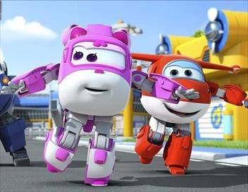 Super Wings, paré au décollage ! S03E27 Cap sur le Cap