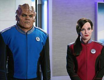 The Orville S02E07 Amour interdit