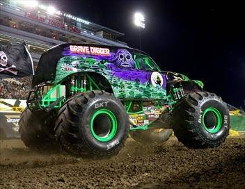 Monster Jam 2019 Syracuse