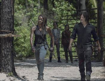 The Walking Dead S10E02 We Are the End of the World