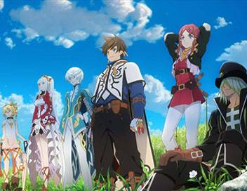Tales of Zestiria the X S02E03 Les philosophies de chacun
