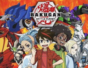 Bakugan Battle Planet S01E28 Perdus dans le Labyrinthe