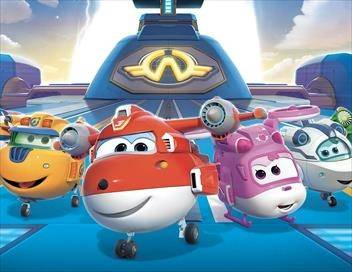 Super Wings, paré au décollage ! S04E00