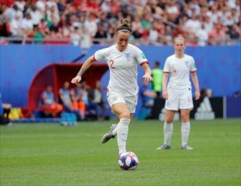 Angleterre / Allemagne Football Match amical féminin 2019