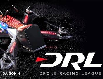 Sports fun Drone Racing League