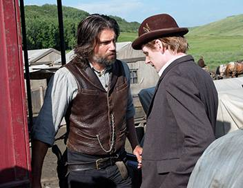 Hell on Wheels S03E07 Epidémie